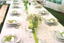 Slavnostní stůl