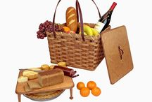 Handwoven Picnic Baskets