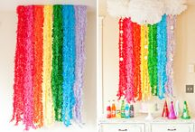 Rainbow party / by Amanda's Parties To Go