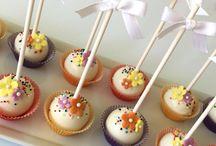 My Sweet Cakepops / Sweetbakersnook Cakepops / by SweetCakesbyDari