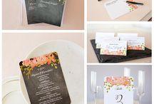 Wedding Ideas / different ideals for wedding favors, services etc