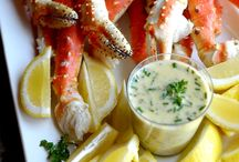 Seafood & fish / by Marie-Helene Marchand