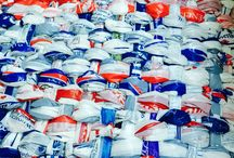 Milk Bag Program / Turn your milk bags into mats! Markham's Milk Bag Program promotes upcycling through the reuse of milk bags that can be weaved into mats and sent to Haiti as humanitarian aid. This is a great project for community groups, schools, camps and senior homes to take on.