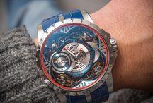 Relógios de luxo