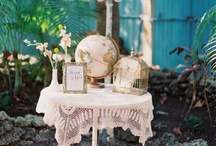 Wedding Card & Gift Tables / by Pocketful of Dreams