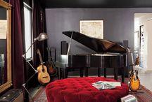 Music Studio / by Katie Johnston