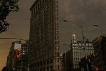 Buildings...