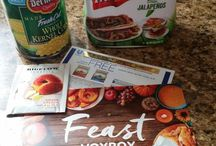 Feast Voxbox / Items from Influenster