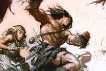 Conan / by Rick Brown