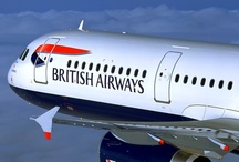 British Airways; The World's Favourite Airline / by Lillian Serpico