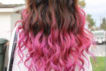 Cool hair / Cool, beauty