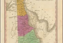 Delaware Antique Maps / Antique maps of Delaware show the dramatic changes in the states geographical and political situation over time. Vintage maps of Delaware often show the growth of railroads, counties and cities in The State of Delaware. Old maps of Delaware, including antique maps of Dover, Newark and Wilmington can be found here.