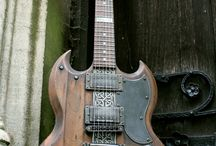Musical Instruments, Luthiery, etc. / Guitars, guitar making, luthier tools, etc.
