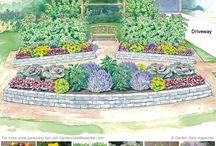 Productive Front Garden