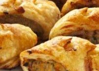 Indische worste broodjes