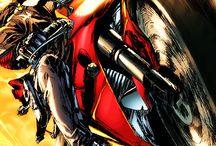 Marvel & DC Anti-Heroes
