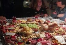 Anti Pasta / borrelplank/ kaasplank