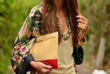 Fashion: Kimono Obsession