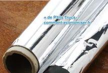 astuce aluminium