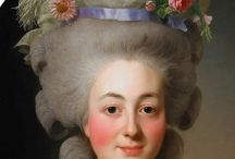 18th c. Wigs and hairstyles