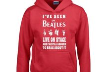 Who Likes the Beatles? / Awesome tee shirts for the discerning, devoted Beatles fan.