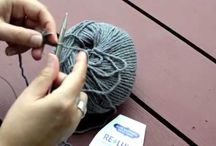 How-To / Knitting techniques.