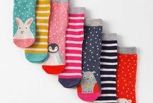 Çoraplar / Socks