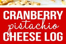 cranberry pistasio cheese roll