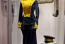 Historical Fashion & Textiles
