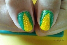 Nail Art / by Holly Franken