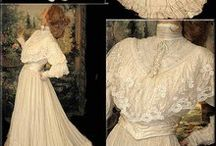 History - Post 1900 gowns