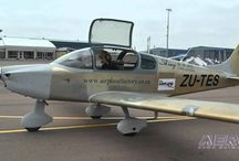 Videos: The Airplane Factory / Videos of The Airplane Factory Weight Shift Control Light Sport Aircraft