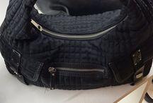 """Borse / """"La borsa di una donna che può rivelare i suoi segreti in un momento""""… (Noemi, La borsa di una donna)"""