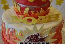 Bakugan Birthday Party Ideas / Great Ideas for a Bakugan Birthday Party!