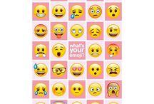 Emojis, Emojis & Emojis!