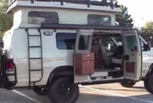camper car ideas