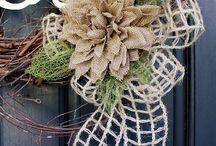 Wreaths / by Naomi Daniel