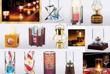 テーブル・空間、装飾アイテム - Table, space, decoration items / テーブルや空間をムーディーに簡単に演出・装飾してくれる便利アイテムをご紹介していきますよ♪