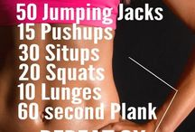 Short workouts for zero excuses