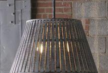 hanging basket pendant lights