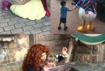 Disney with the kiddos