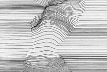linear distortions / by morag stokes