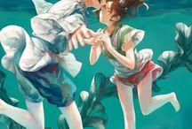 The spiriting awayof san and chihiro