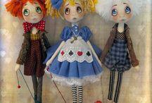Urchin doll art