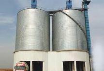 Paper pulp Storage, Grain storage silo suppliers in india