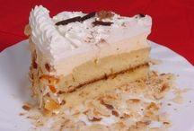 Torták / krémes torták