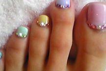 nail art , my favourite!!!
