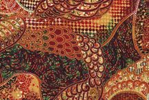 "Oriental Traditions 5 by Robert Kaufman /  Robert Kaufman Fabrics - ""Oriental Traditions 5"""