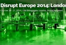 Best Judge Panels, Chats, Pitches Hypes Disrupt Europe 2014 First Day
