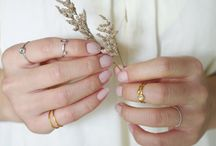 Stacking Rings / by Kindling & Co.